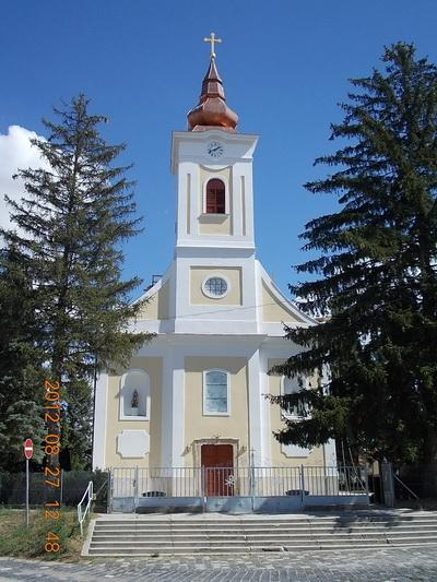 templom felújítás