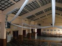 Kultúrház világítása