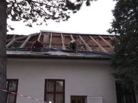 családsegítő tetőjavítás