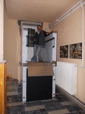 műv.ház akadálymentesítése